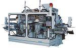 Выдувное оборудование для производства ёмкостей в диапазоне от 20 до 50—60 литров.