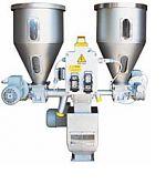 системы дозирования и смешивания гранул