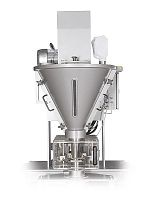 Шнековый дозатор для объемной дозировки порошковых продуктов